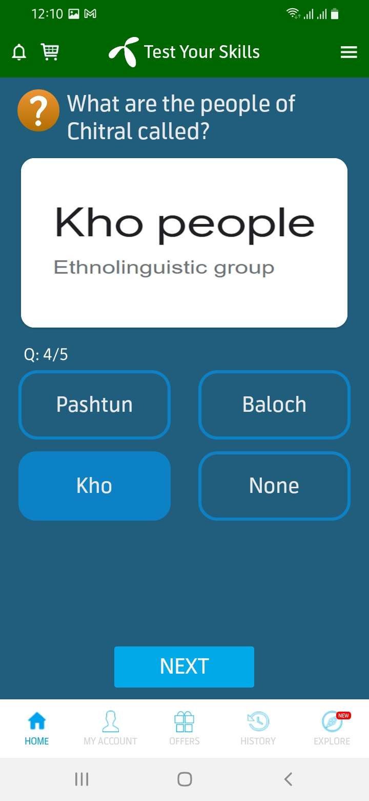 20 august 2021 telenor quiz question no 4 answer