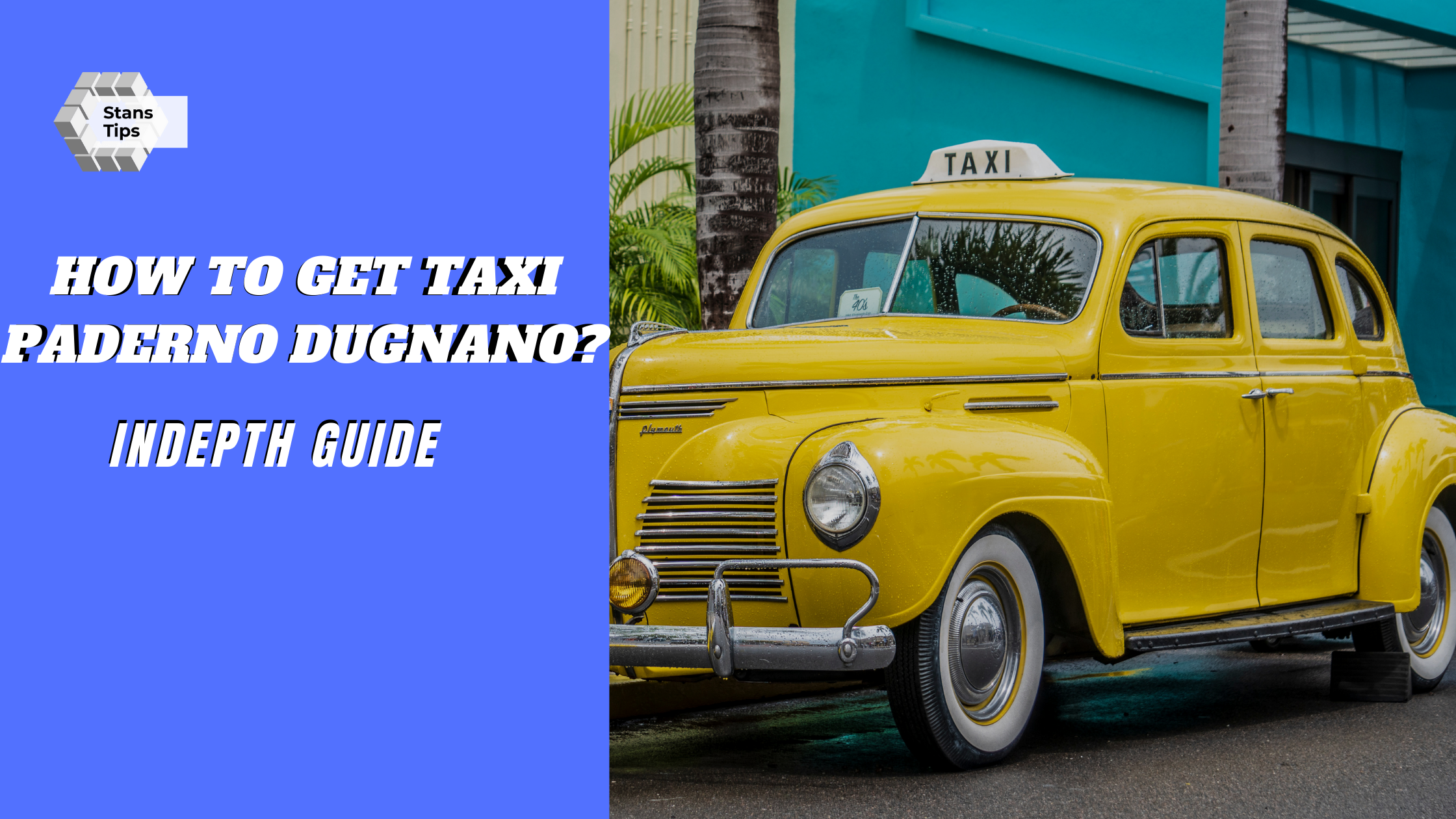 How to get taxi paderno dugnano