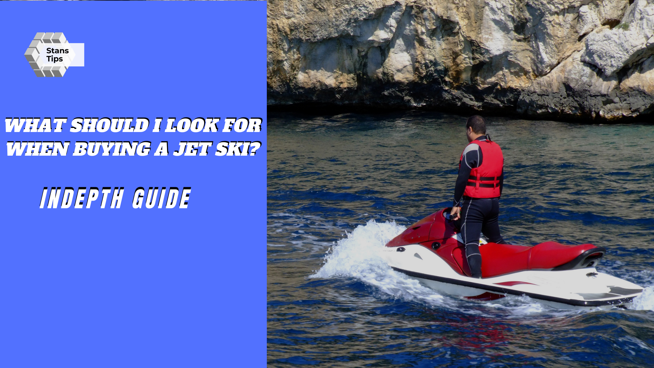 What should i look for when buying a jet ski