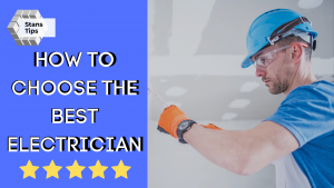 how to choose the best electrician