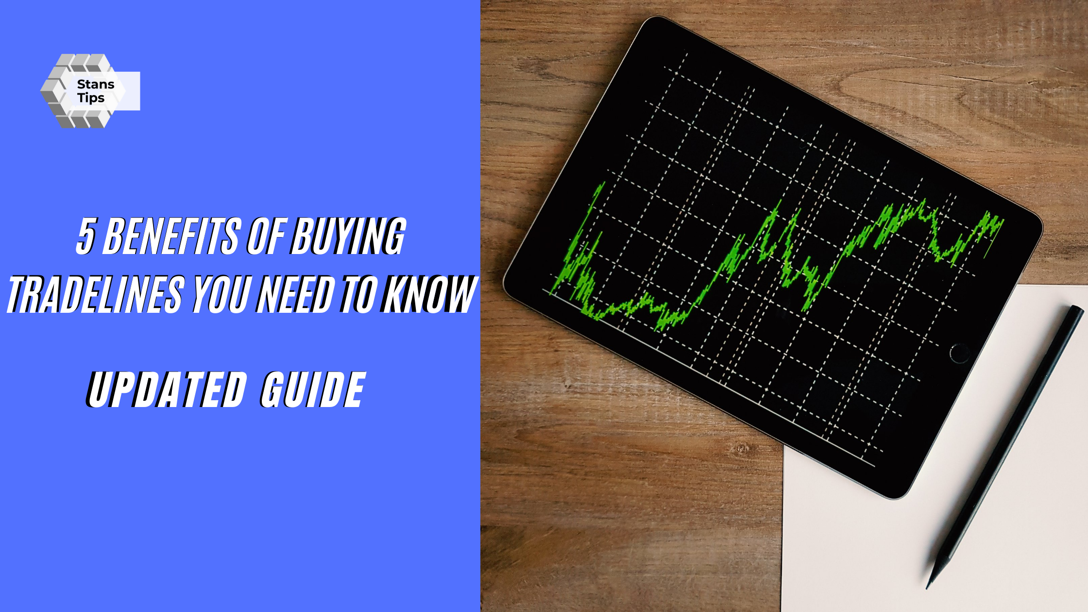 Benefits of buying tradelines