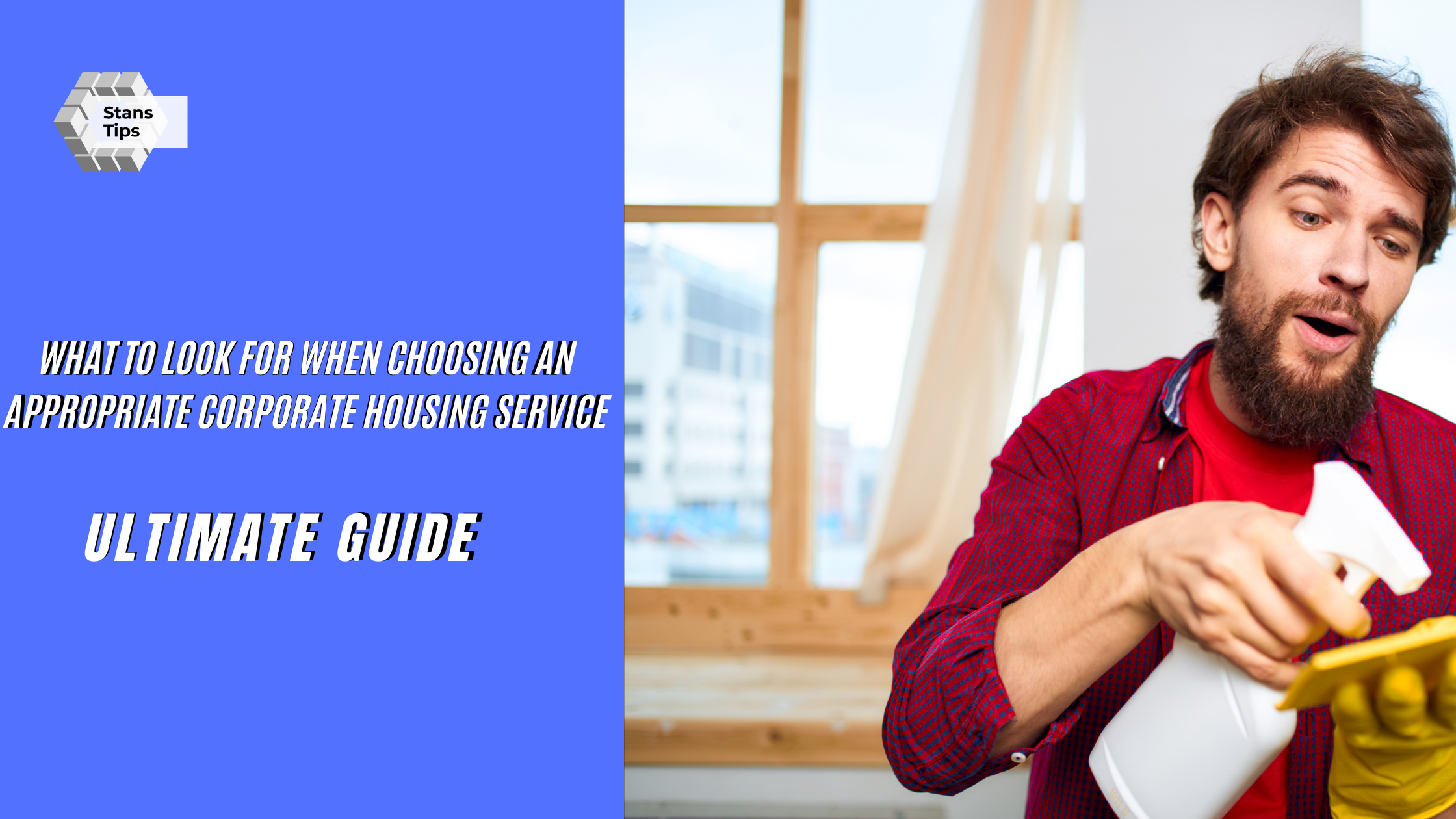 Corporate housing service