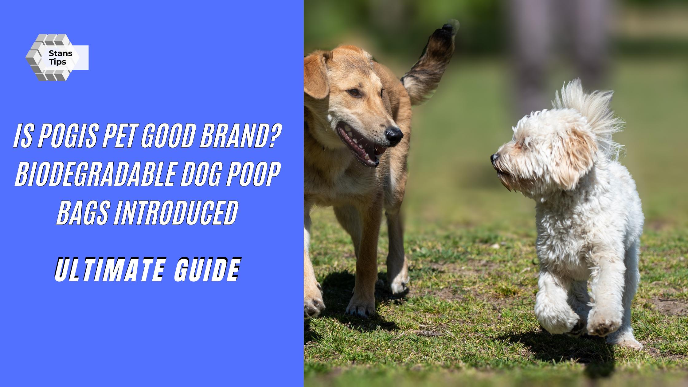Is pogis pet good brand